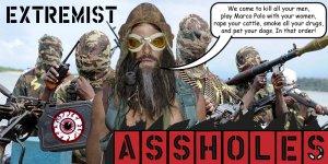 extremist assholes