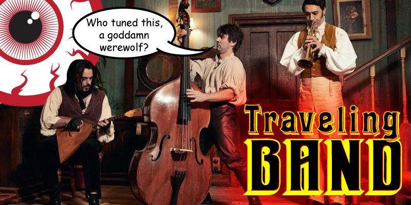 traveling band