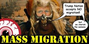 mass migrations