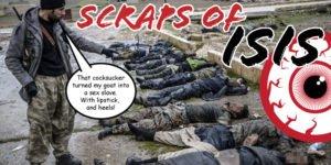 Scraps of ISIS